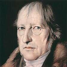 George Wilhem Friedrich Hegel (1770 - 1831)