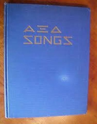 First Songbook Complied
