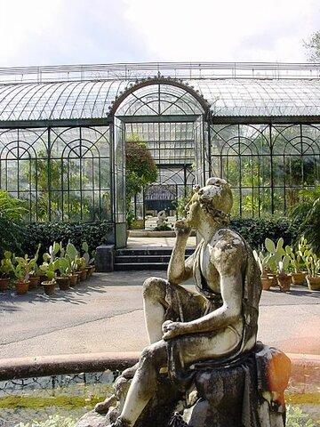 Jardín botánico de Palermo-Italia