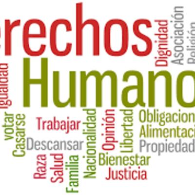 """Línea del tiempo """"Derechos humanos y su evolución"""" timeline"""