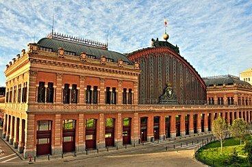 Estación de Atocha-España