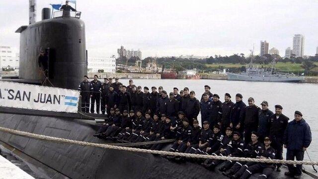 Hundimiento del Submarino ARA San Juan.