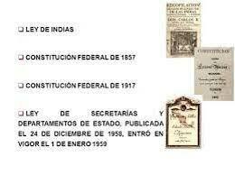 Se reformó la Ley de Secretarías y  Departamentos de Estado