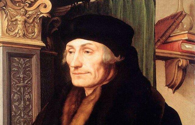 ERASMO DE RÓTERDAM (1466-1536)