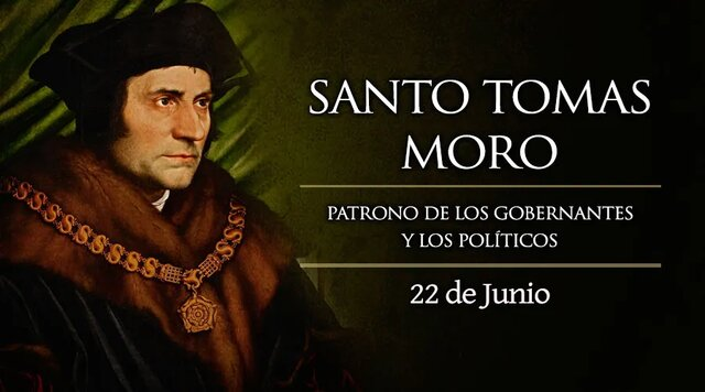 TOMÁS MORO (1478-1535)