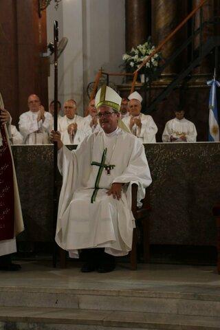 Obispo Ignacio Ordenado