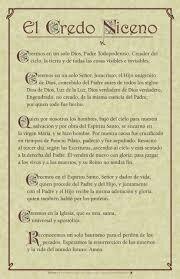 Se agrega la expresion filiaque al credo de Nicea