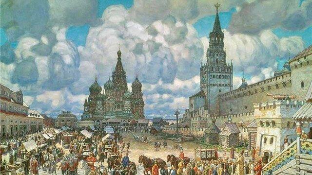 Comienza conversión de Rusia