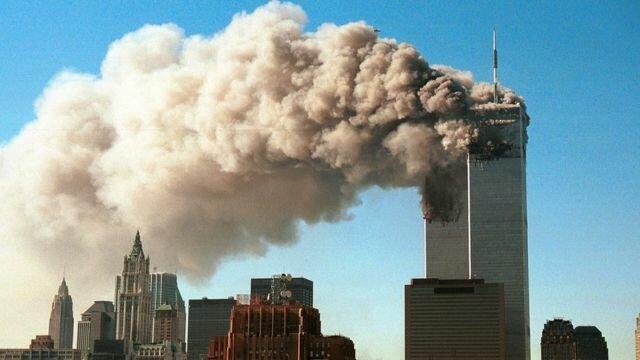 ATAQUE TERRORISTA ALAS TORRES GEMELAS EN N.Y