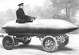 Primer cotxe elèctric