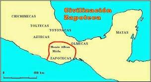 Ubicación Geográfica Zapoteca