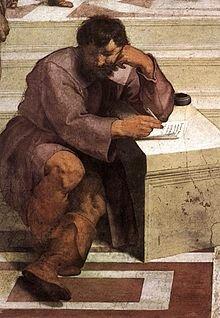 El lógos y los descubrimientos matemáticos