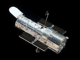 Hubble se pone en órbita
