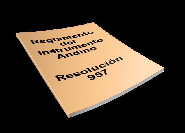 Resolución 957
