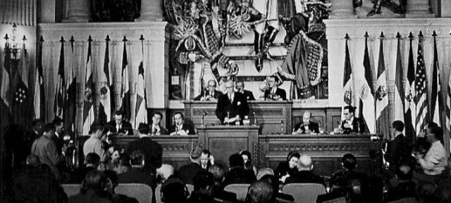 DECLARACIÓN AMERICANA DE LOS DERECHOS Y DEBERES DEL HOMBRE 1948