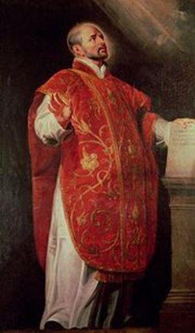 San Ignasio De Loyola