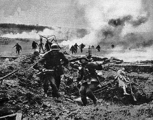 Salida de Rusia de la I Guerra Mundial