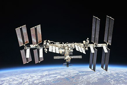 Forschungsmission auf der Internationalen Raumstation ISS