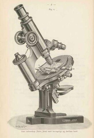 første mikroskopet