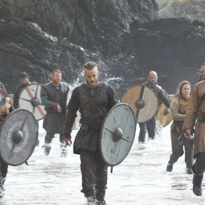 Vikings in GB timeline