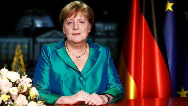 Angela Merkels nyttårstale
