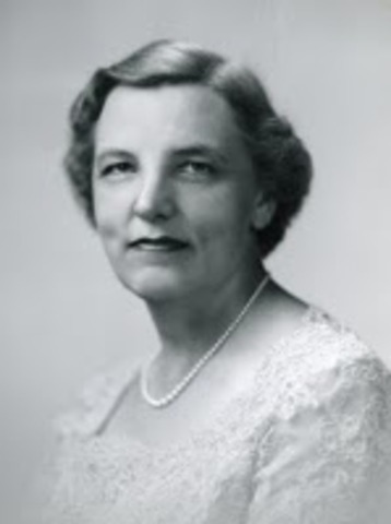 1961-63 Mary Burt Nash, held chairmanship of National Panhellenic Conference