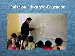 Relación educador-educando