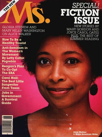The Magazine Ms. Was Created by N.O.W.