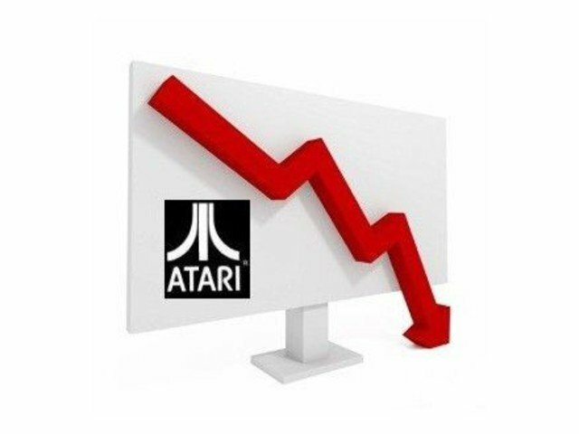 Crisis del videojuego