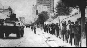Comienzo de la Dictadura Boliviana