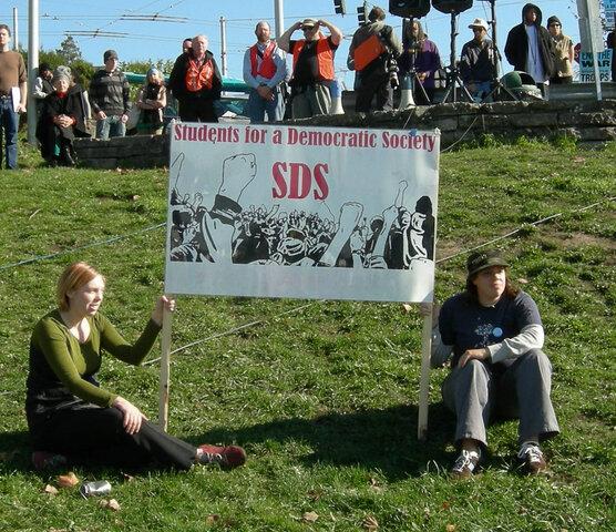 SDS Is Formed