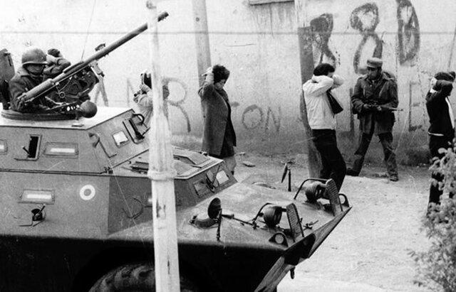 Características de la dictadura boliviana