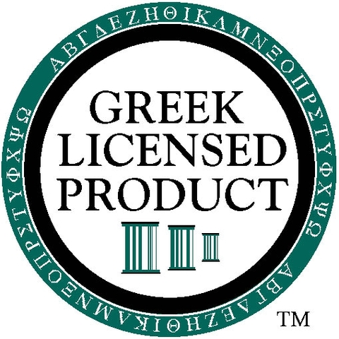 Alpha Xi Delta joined other Greek organizations in trademark licensing program.