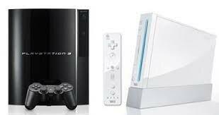 PlayStation 3 y  Wii