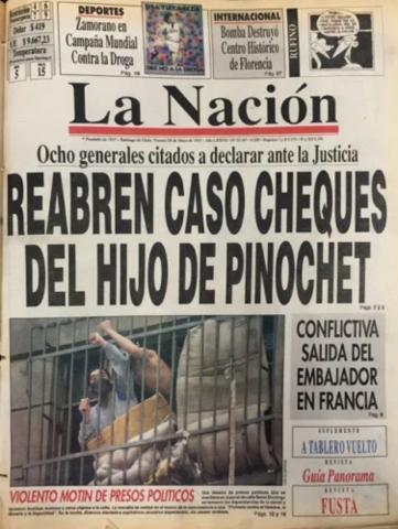 El Boinazo en Chile