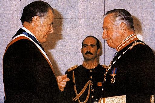 Cambio de mando presidencial en Chile