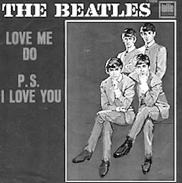 """Love Me Do"" by the Beatles"