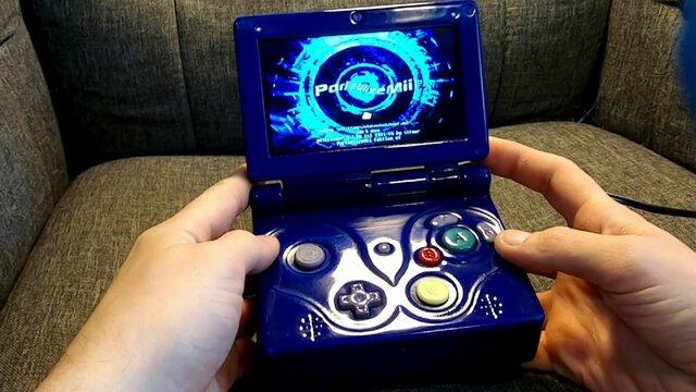 Game Cube advance