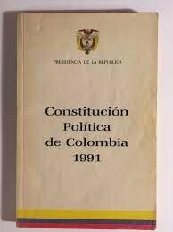 CONSTITUCIÓN POLÍTICA DE COLOMBIA