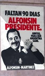 Elecciones presidenciales de Argentina de 1983