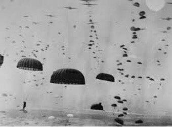 Los británicos bombardean Köln