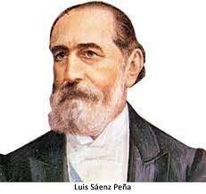 Presidencia de Luis Sáenz Peña