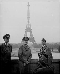 Las tropas aliadas llegan a París.