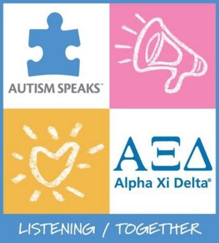 Alpha Xi Delta adopts Austism Speaks as new National Philanthropy