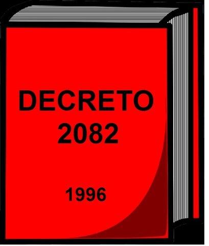 DECRETO 2082