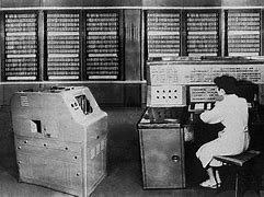La primera red de computadoras de la historia