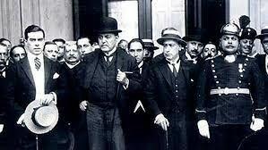 Presidencia de Hipolito Yrigoyen