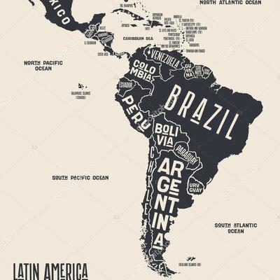 Dictaduras y procesos de recuperación de la democracia en América Latina timeline