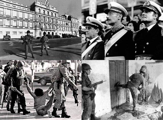Nuevo Golpe Militar en Argentina