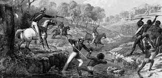 Aborigines Get Invaded